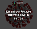 Webinar: Bull or Bear: Financial Markets & COVID-19