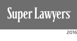 2016 Super Lawyers
