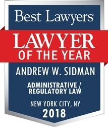 Best Lawyers - Andy Sidman