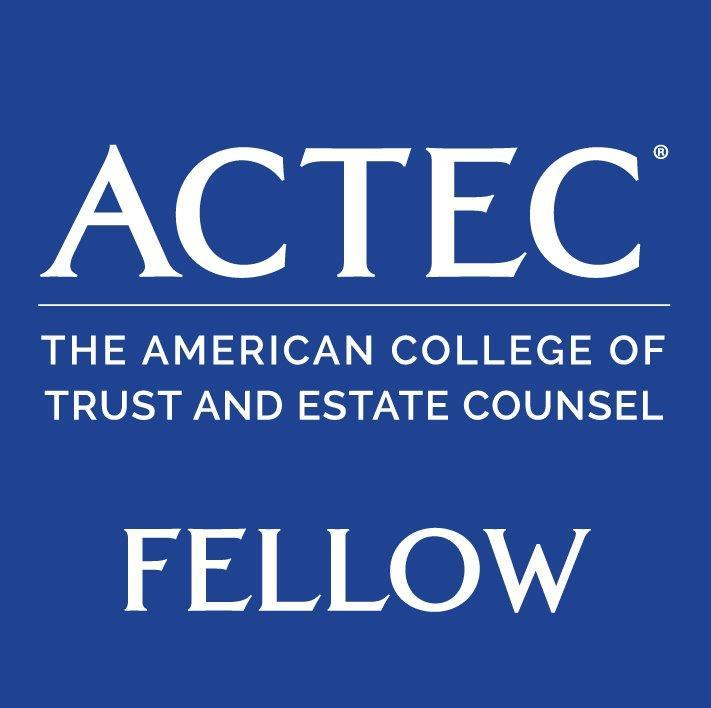 ACTEC Fellow