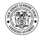 NJ Supreme Court Certified Atorney
